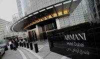 Armani hotel dubai Holiday Honeymoon Package