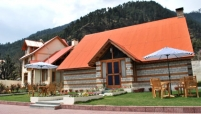 Holiday Cottages Resort Manali Holiday Honeymoon Package